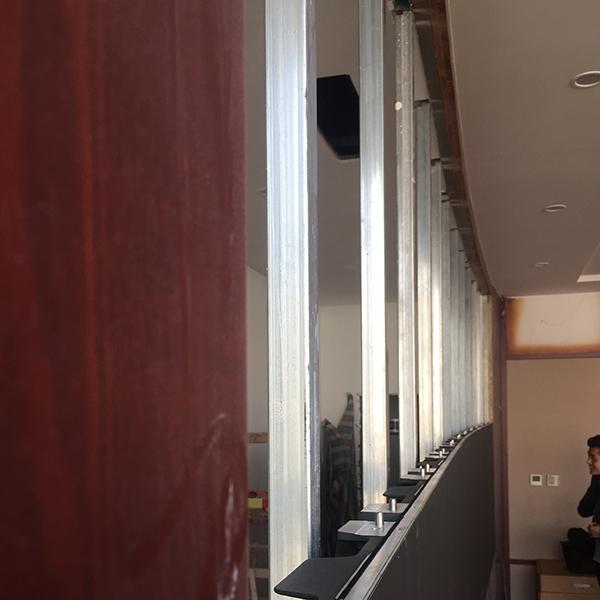 河南地震局  室内P1.875   11平方